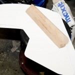 Templates for rear quarter panels
