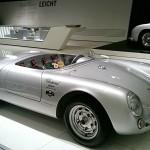 Porsche 550 A Spyder, 1956