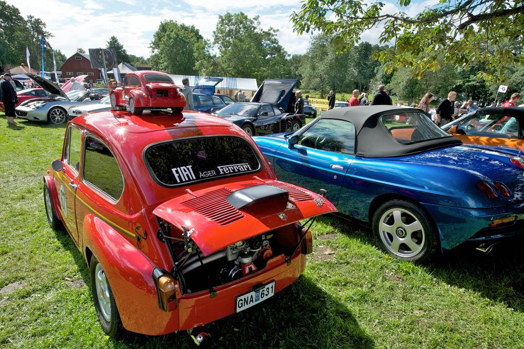 Bor S Motor Corporation Ab Hofsn S Sportscar Show 2010